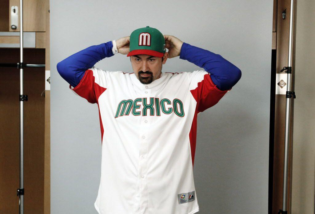 González disputa con México el Clásico Mundial de Beisbol. Foto AP