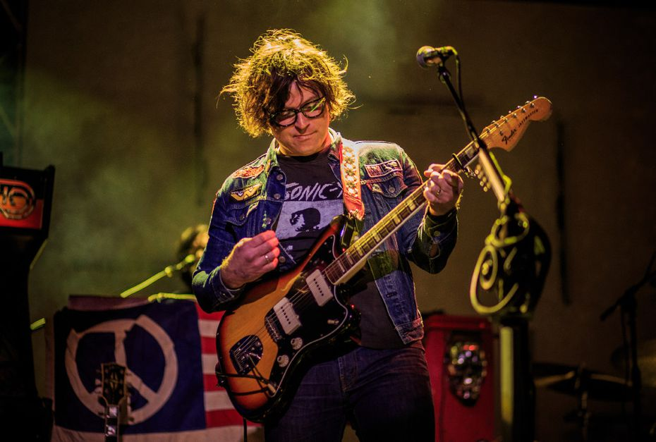 Singer-songwriter Ryan Adams is one of the biggest ACL acts performing in D-FW.