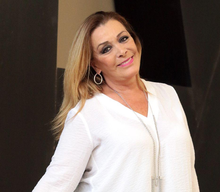 Silvia Pasaquel formará parte del proyecto en el que interpretará a su madre. /AGENCIA REFORMA