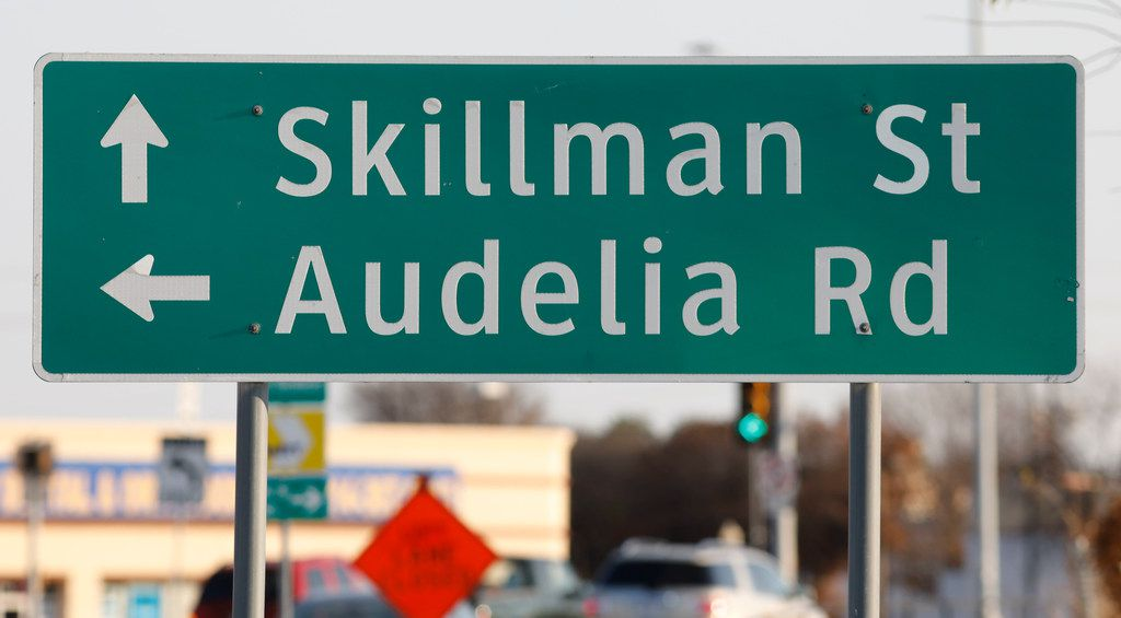 The split intersection of Skillman Street and Audelia Road on each side of LBJ Freeway has created confusion, congestion and, Lake Highlands residents say, danger.