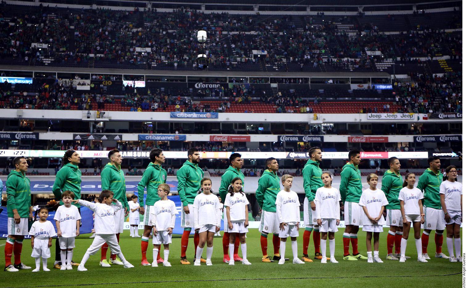 A dos meses del inicio del Mundial, la Selección Mexicana se ubica en la decimoquinta posición del ranking de la FIFA./ AGENCIA REFORMA
