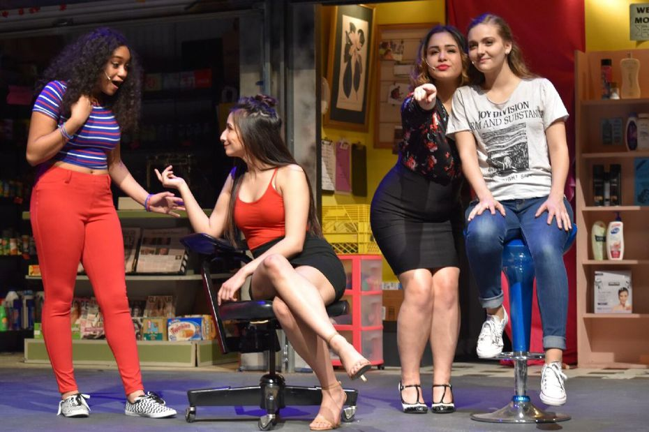 Plano East High School's 'In the Heights' is one of the shows nominated for the 2017 DSM High School Musical Theatre Awards, presented by Dallas Summer Musicals.