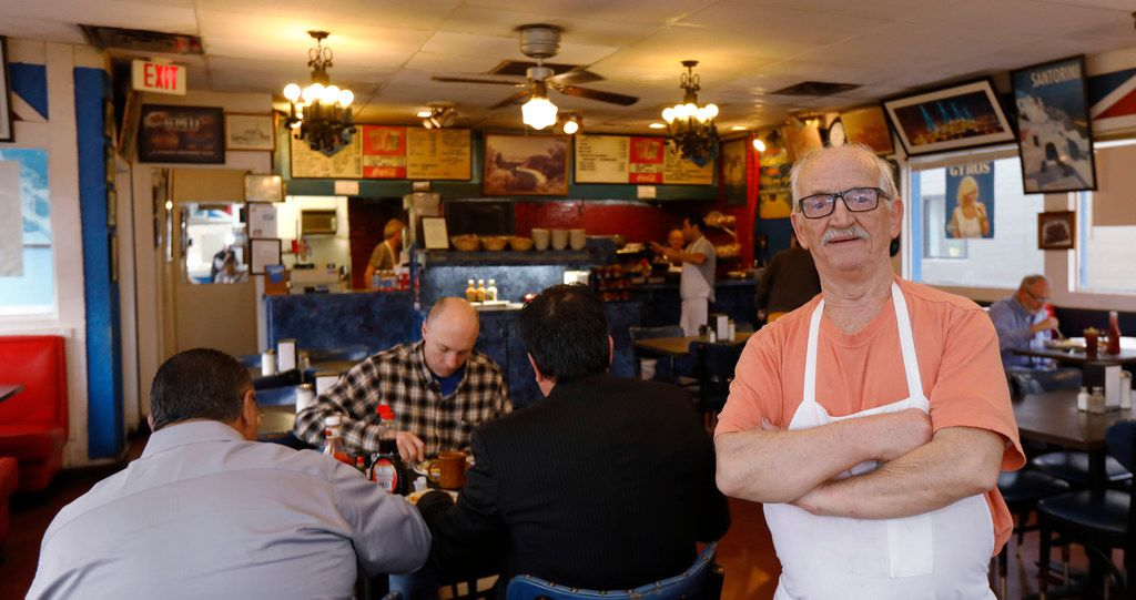 Tommy Melios, one of the four brothers who own and operate Char Bar, says his nearly 50-year-old restaurant is finally closing.
