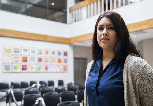 Nancy Pasillas está preocupada por los indocumentados,