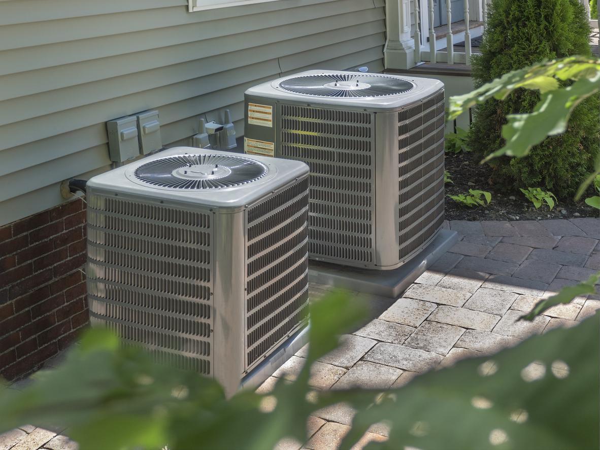 Unidades de clima para aire acondicionado.(GETTY IMAGES)