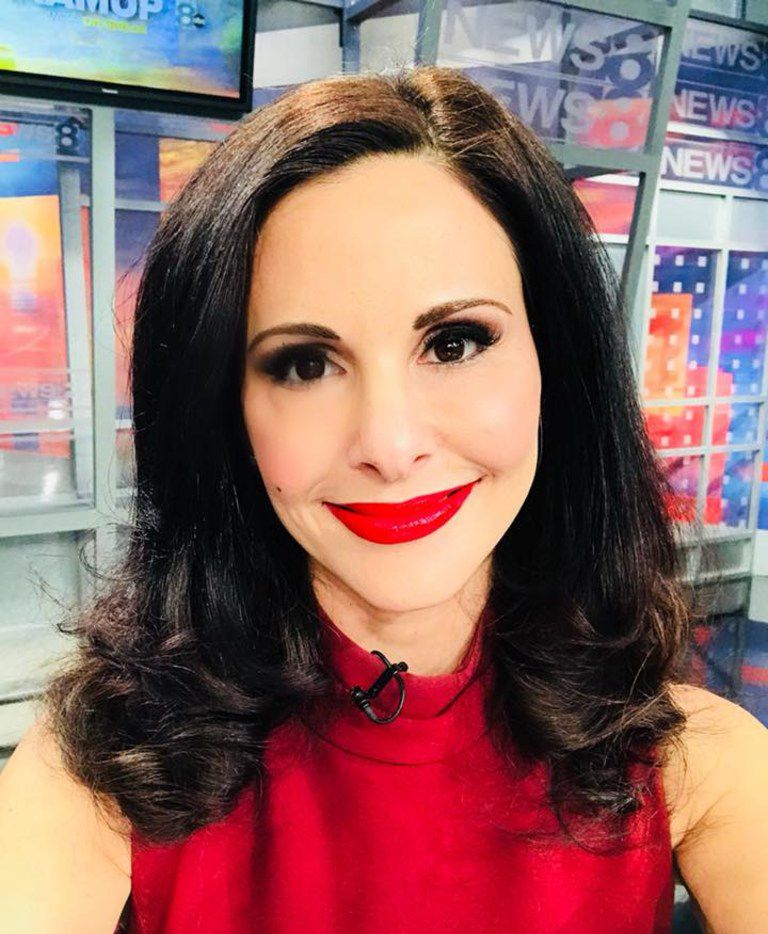 On Jan. 4, 2018, Alexa Conomos celebrated her last day at WFAA-TV (Channel 8). She's leaving to start a residential real estate business with her husband and brother-in-law. And to spend more time with her three kids.