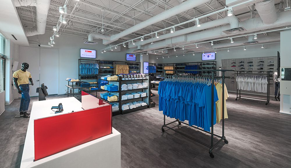SML-RFID's office in Plano's International Business Park includes a retail showroom.