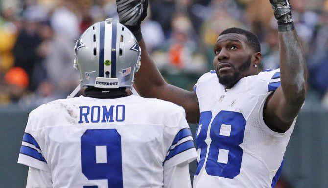 """El receptor de los Cowboys Dez Bryant tiene etiqueta de """"jugador franquicia"""" pero advirrte que no jugará si no recibe un contrato multianual.(Louis DeLuca/DMN)"""