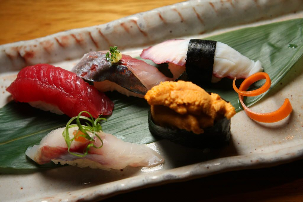 Tei Tei Robata Bar is one of chef Lisa Garza-Selcer's favorites in Dallas. This Southern chef loves Asian food.