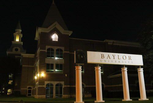 La universidad de Baylor, en el campus en Waco, TX. IRWIN THOMPSON/DMN