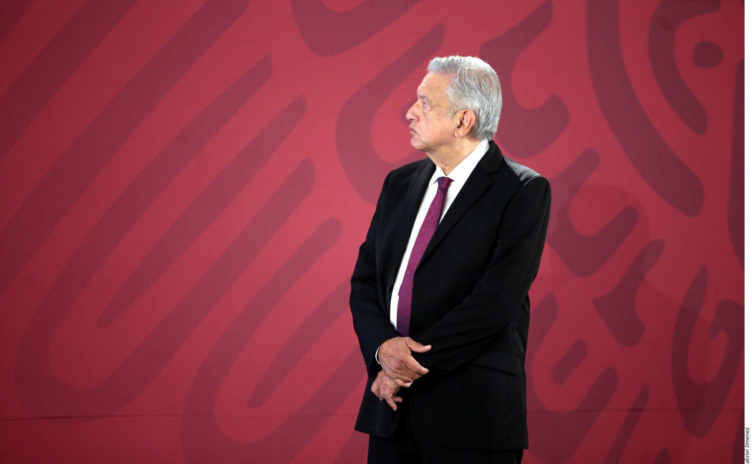 """El Presidente Andrés Manuel López Obrador demanda una disculpa de los españoles """"por los delitos y vejaciones que se cometieron contra los pueblos nativos durante aquella época"""", en referencia a la Conquista de México./ AGENCIA REFORMA"""