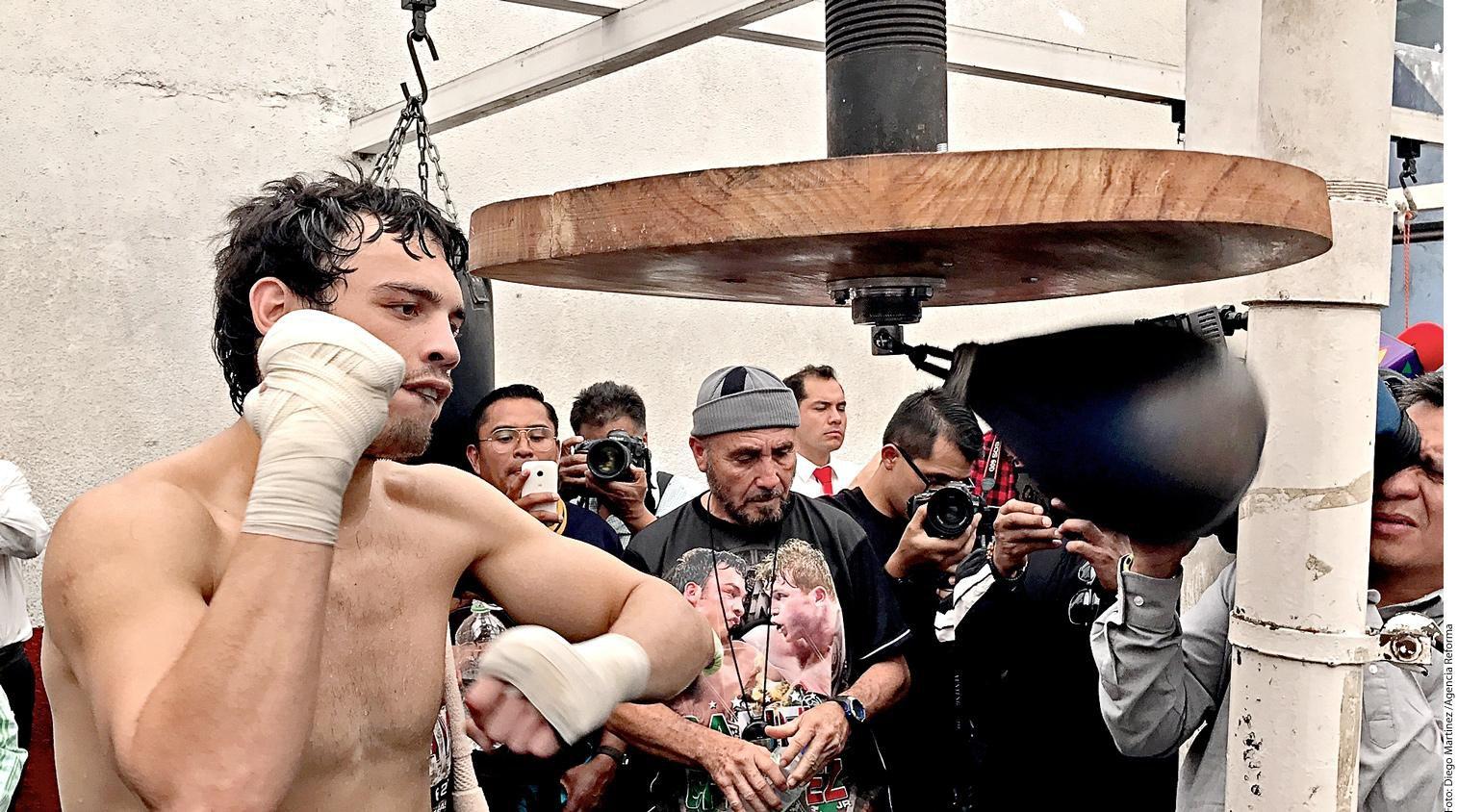Julio César Chávez Jr. ha ganado dos de las tres peleas que ha disputado desde 2015.(AGENCIA REFORMA)