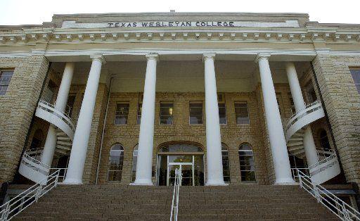 ORG XMIT: *S0413683536* undated-- A building on the campus of Texas Wesleyan University Credit: Texas Wesleyan Universityan