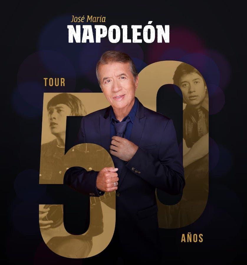 Napoleón de gira