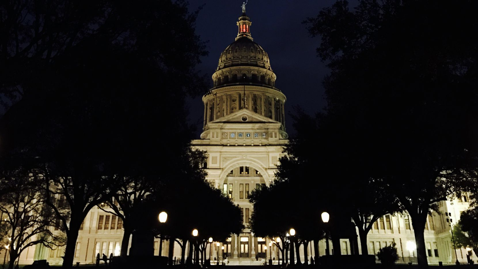 The Texas Capitol in Austin, shown on March 7, 2017.