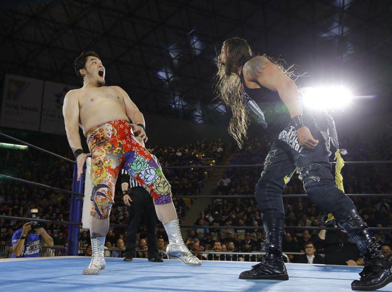 (Esther Lin/NJPW)