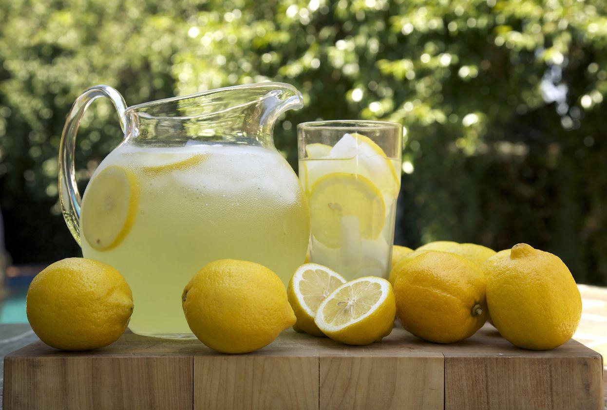 Una niña fue multada en Londres por no tener permiso para vender limonada./iSTOCK