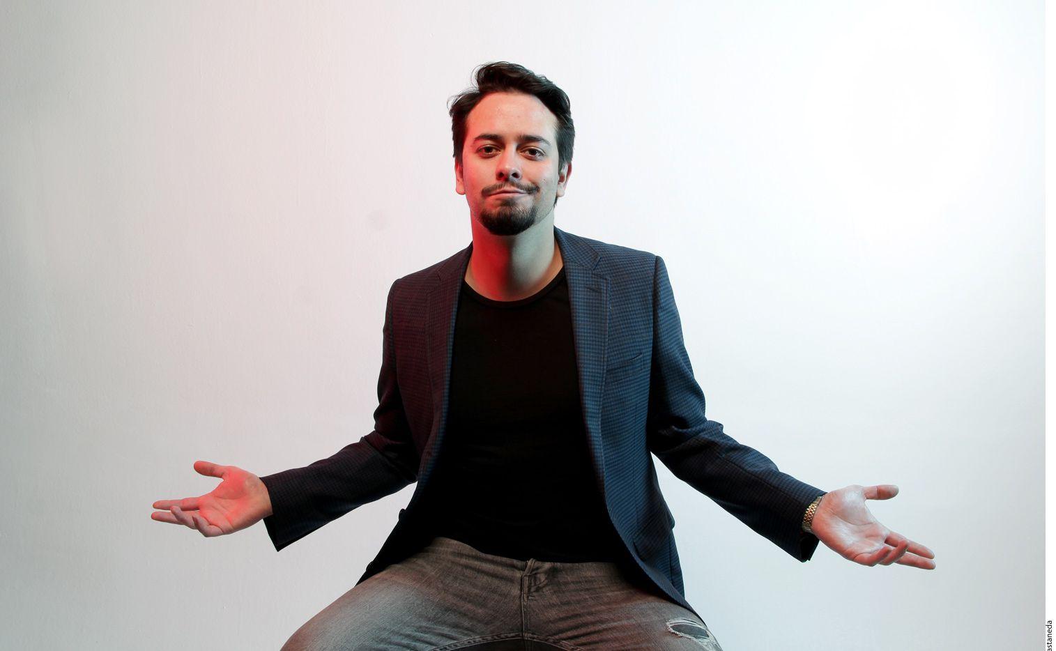 El actor Aldo Escalante asegura que el final de la serie será muy emotivo. (AGENCIA REFORMA)
