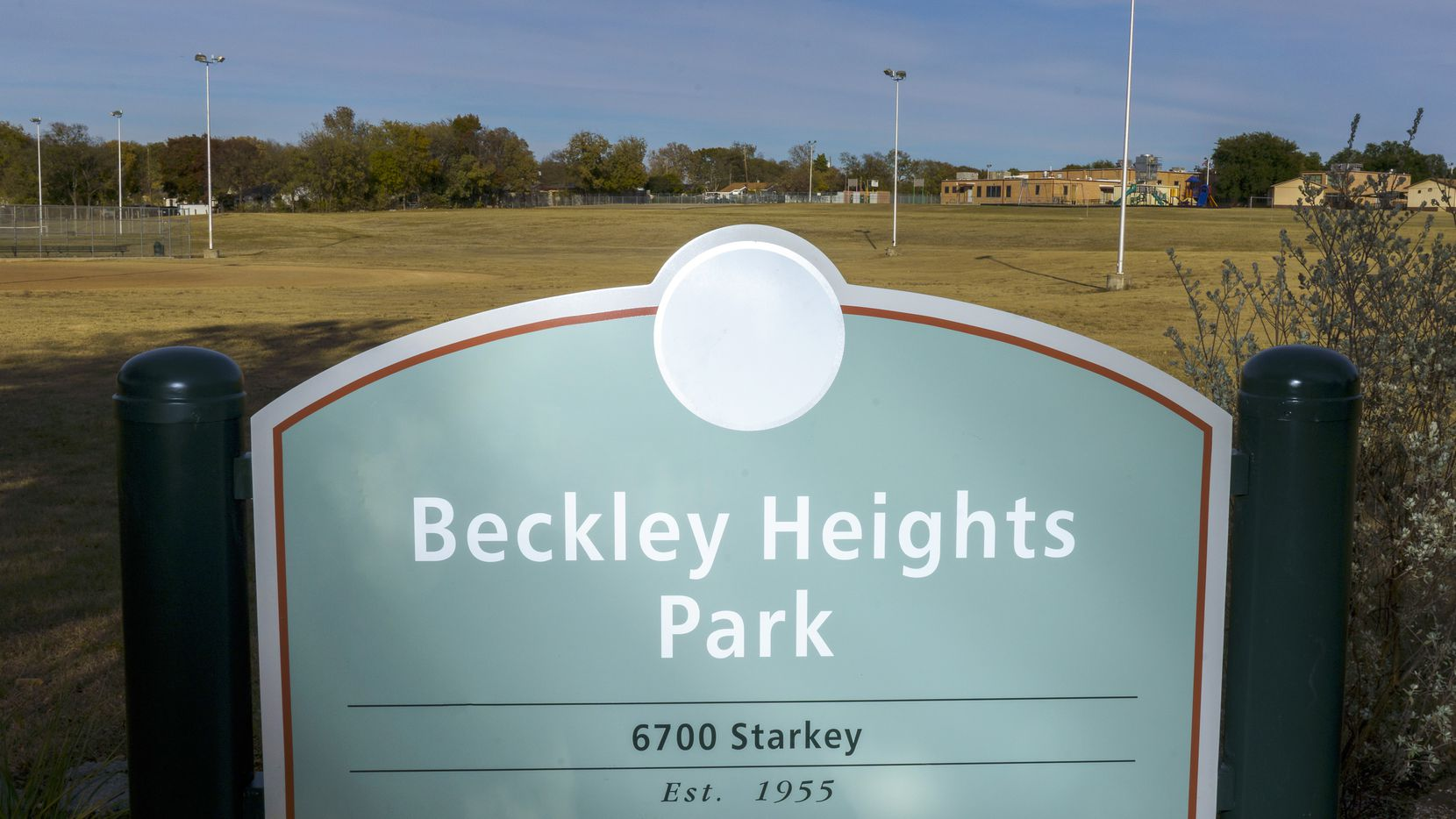 A woman was mauled in Red Bird's Beckley Heights Park, her preferred walking spot, family said.