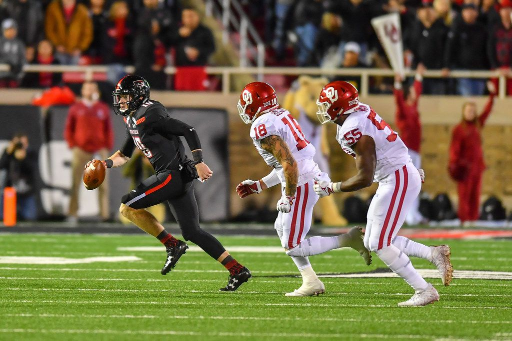 A way-too-early look at Texas Tech's 2019 football schedule
