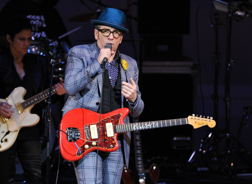 Did you know? Elvis Costello released some records in the '80s under the name Napoleon Dynamite.