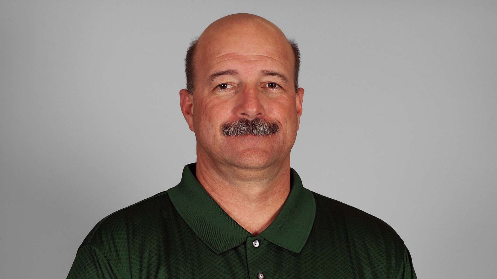 Noel Mazzone, pictured in 2008 when he was on the Jets' staff.