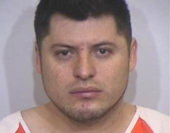 Gerardo Strauss. Cortesía del Departamento de Policía de Irving.