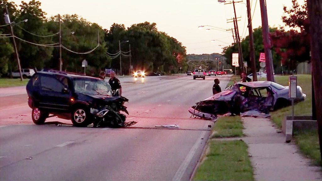 Former Dallas City Council member Carolyn Davis and her daughter, Melissa Davis-Nunn,  were killed Monday night when suspected drunken driver, Jonathan Alger Moore,  slammed into her car in east Oak Cliff, police say. Moore was the driver of a  Mazda Tribute that struck Davis' Oldsmobile Cutlass Ciera, according to police.
