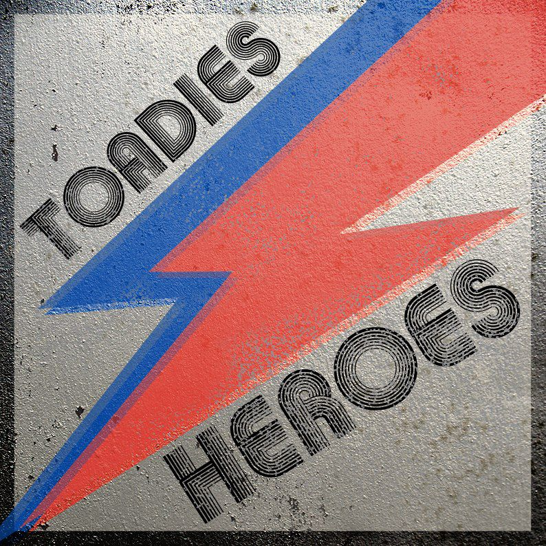 "To hear the Toadies version of ""Heroes,"" visit thetoadies.com to download it for free."