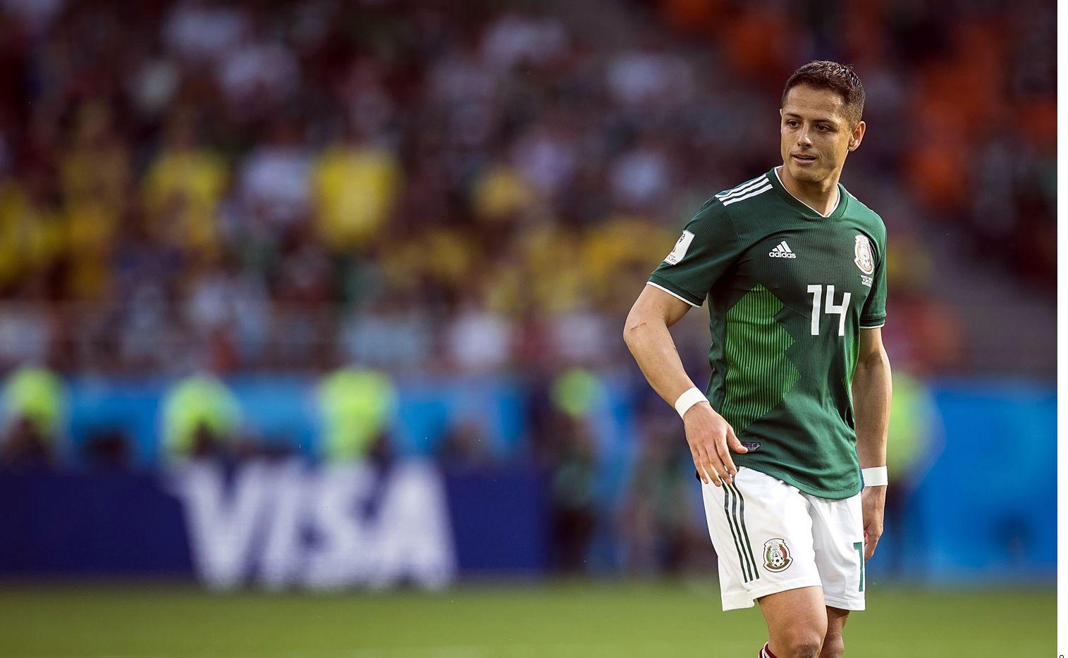 Javier Hernández podría sumarse en las próximas horas al Sevilla de España.