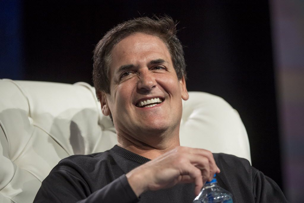 Mark Cuban, billionaire owner of the  Dallas Mavericks basketball team, says that the Mavs will be first to join NBA's eSports league. Photographer: David Paul Morris/Bloomberg