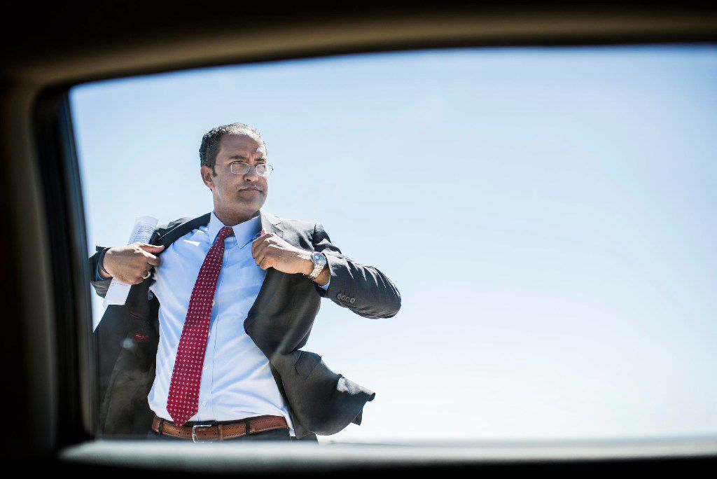 Republican Rep. Will Hurd narrowly won a second term in what turned out to be the most expensive House race in Texas history.