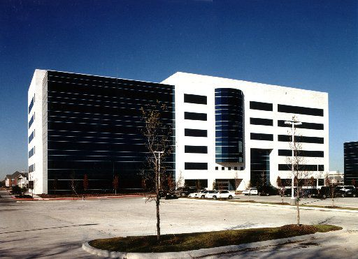 The Parkway Centre III office building in Plano.