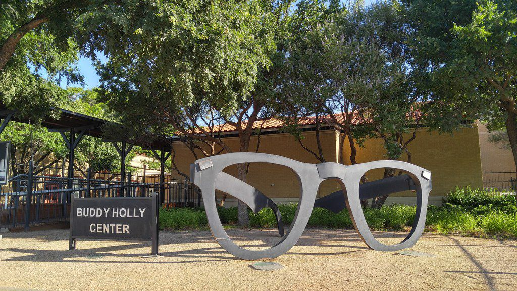 Fans of rock star Buddy Holly make the pilgrimage to his hometown of Lubbock to visit the Buddy Holly Center — part museum, part art gallery, part historic house — and the singer's gravesite at the Lubbock City Cemetery.
