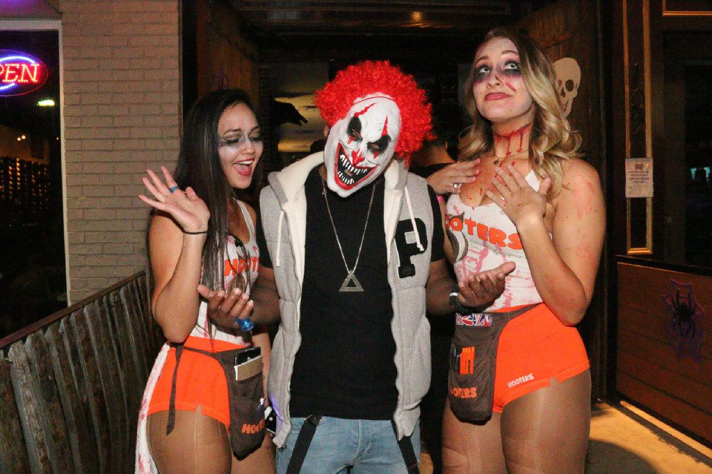 Henderson Tap House held its Halloween Costume Contest on October29, night with $1500 cash prize for the winner.