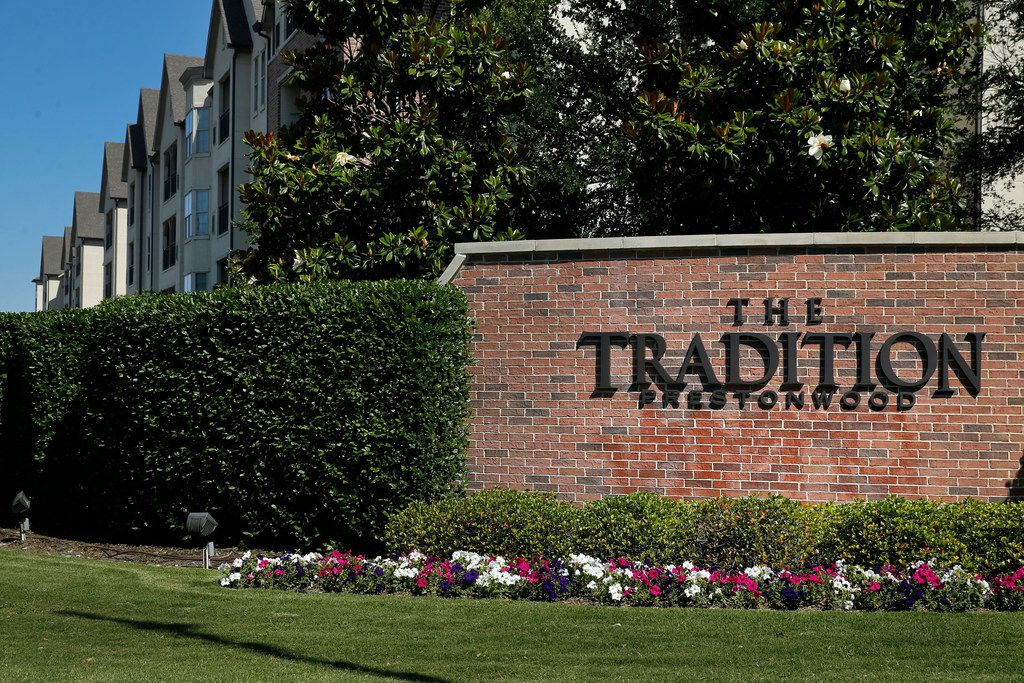 Two elderly women were killed in their apartments at the Tradition - Prestonwood senior living complex at Arapaho Road and Prestonwood Boulevard in Far North Dallas.