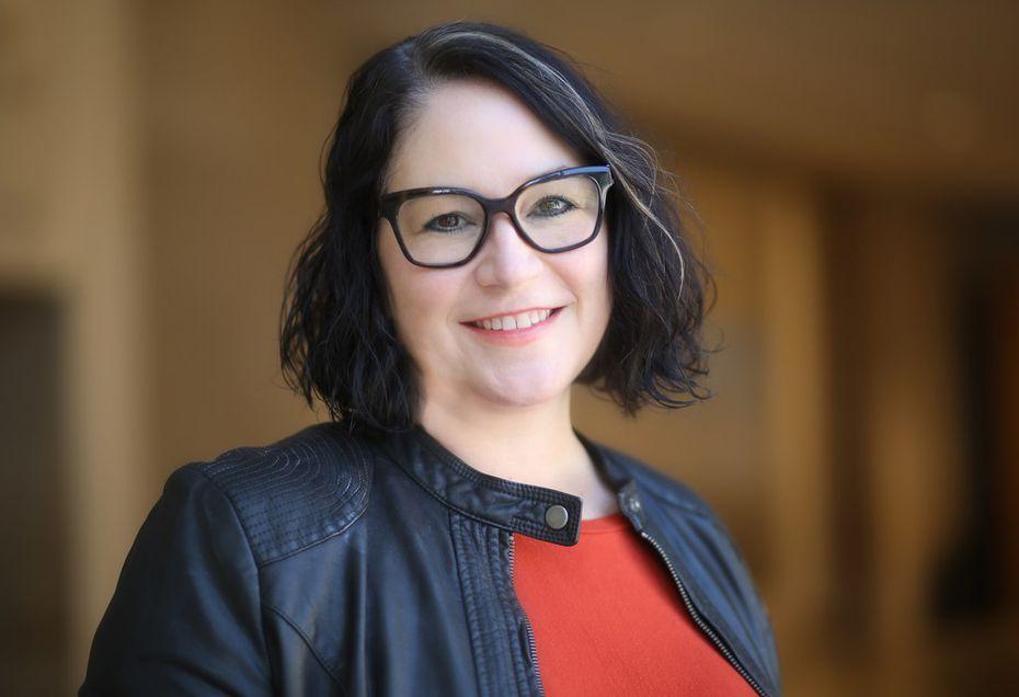Tamara Wootton Forsyth, deputy director of the Dallas Museum of Art.