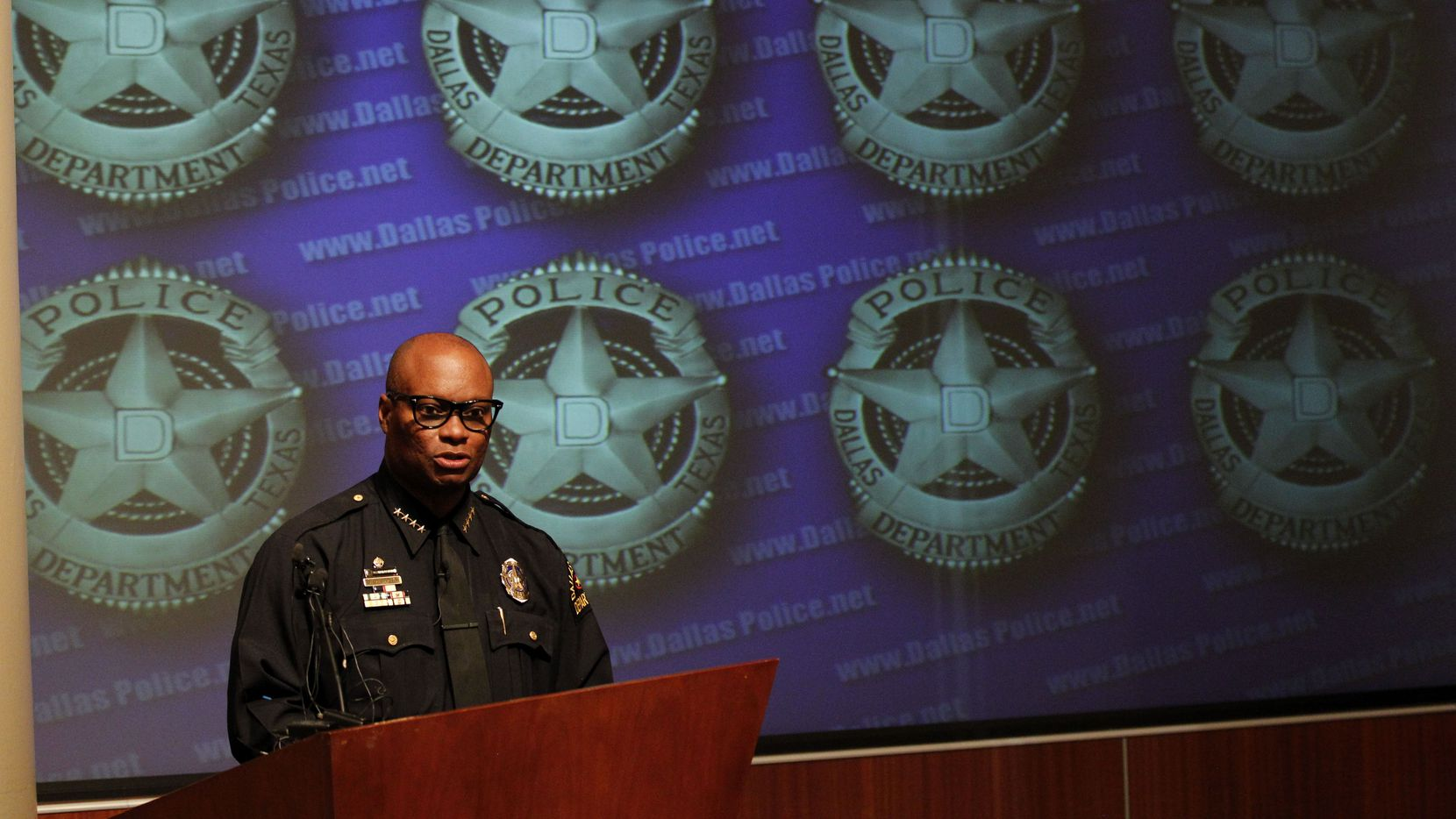 Dallas police organize community coalition for policy input