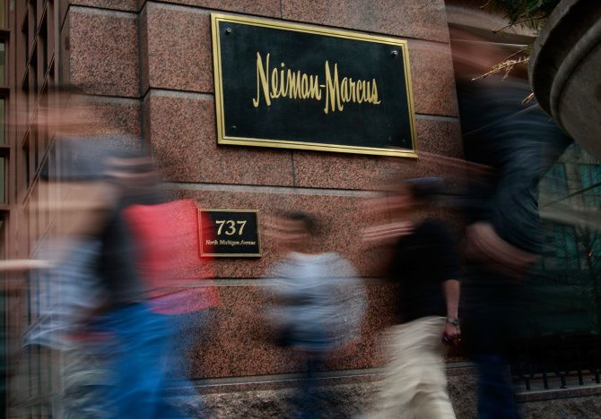 Neiman Marcus shoppers probably won't notice any change when its new owners take charge, scheduled for the fourth quarter, the retailer says.