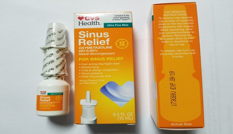 Several thousand bottles of CVS 12 Hour Sinus Relief Nasal Mist have been recalled because of fears they might be contaminated with a pathogen that could cause fatal infections in at-risk users.