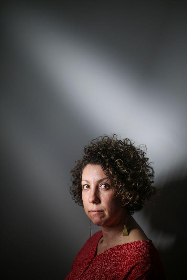 Artist Alicia Eggert