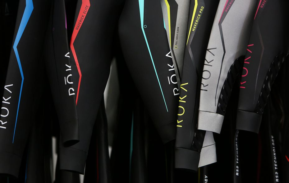 Roka began as a side project in Rob Canales' garage. Since then, Canales and his co-founder Kurt Spenser have launched a company and turned into into a leading brand of triathlon gear.