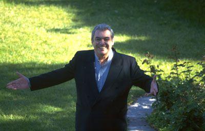 Alberto Cortez falleció el jueves en Madrid. Foto albertocortez.com