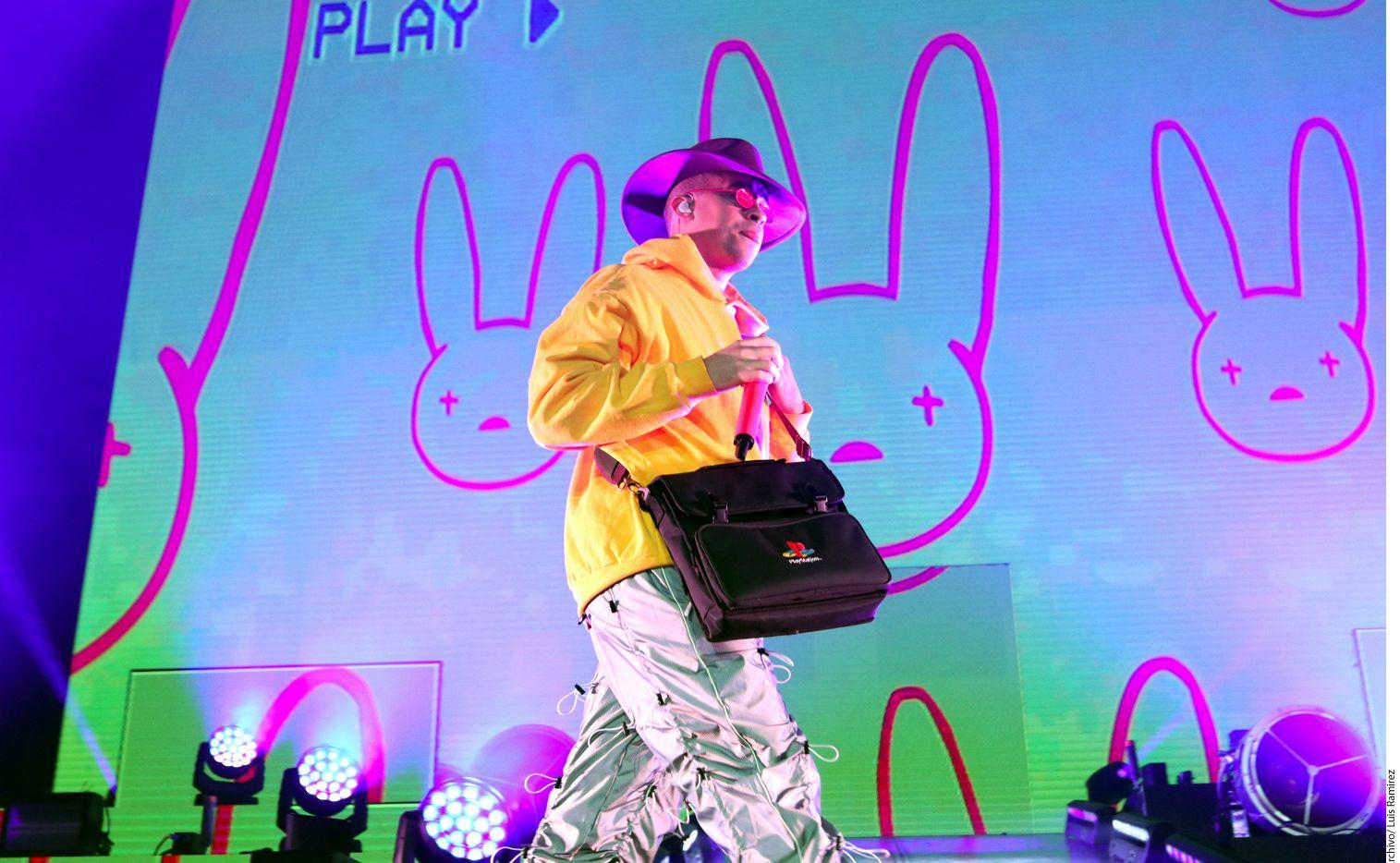 El objetivo de la Fundación Good Bunny, encabezada por Bad Bunny, sin fines de lucro, es integrar y empoderar a los jóvenes a través de la música y las artes, aparte de contribuir a la formación de valores y desarrollo personal de los jóvenes./ AGENCIA REFORMA