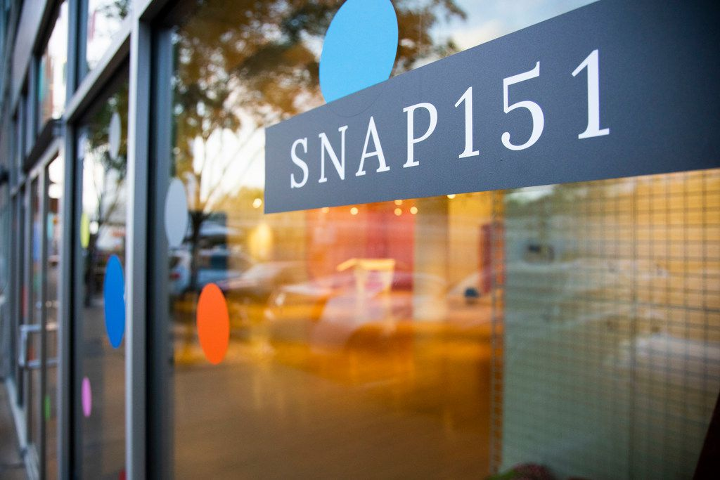 Snap151 in Dallas on Friday, April 5, 2019. Snap151 is an interactive photo studio. (Shaban Athuman/Staff Photographer)