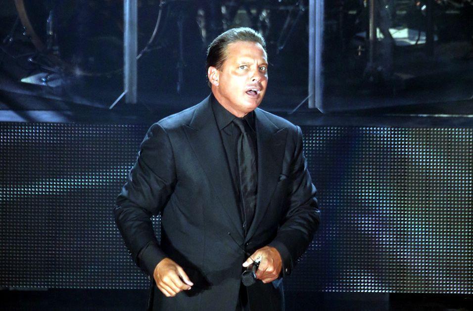 Luis Miguel canceló su presentación en el Auditorio Nacional, tras 30 minutos de haber iniciado su concierto./ AGENCIA REFORMA