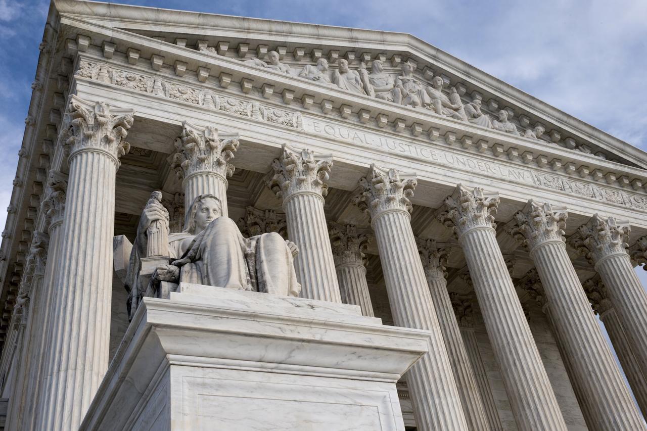 La Corte Suprema de Estados Unidos.