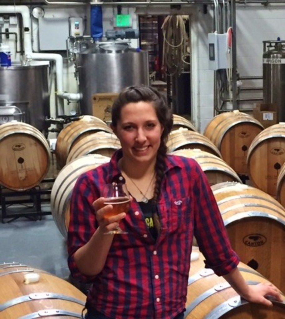 Katie Nasiatka, QA/QC, Sensory and R&D at Odell Brewing Co.
