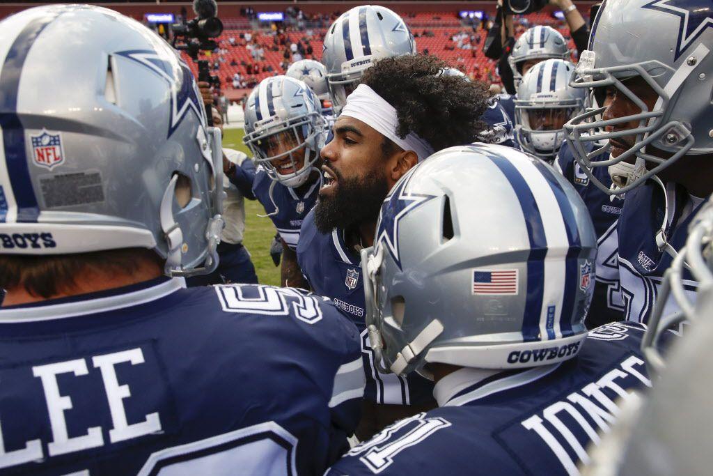 Tras la semana de descanso, los Dallas Cowboys regresan a la actividad el lunes 5 de noviembre vs. Tennessee.  (AP Photo/Alex Brandon)