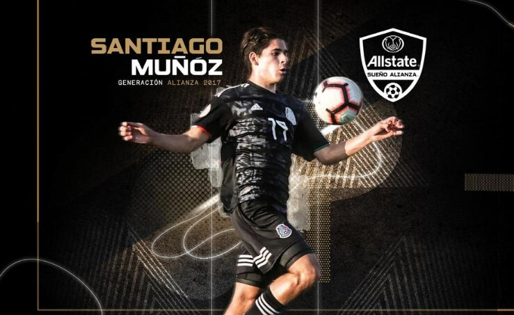 Santiago Muñoz.